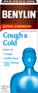 BENYLIN Cough Plus Cold Relief Syrup