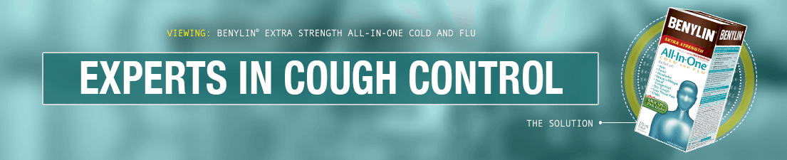 Experts in Cough Control
