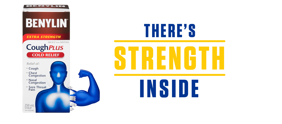 There's strength inside