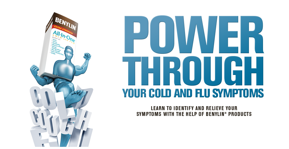 Power through your cold and flu symptoms