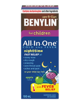 For Children All‑In‑One® COLD AND FEVER NIGHTTIME Syrup
