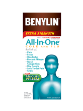 All‑In‑One® COLD AND FLU Syrup