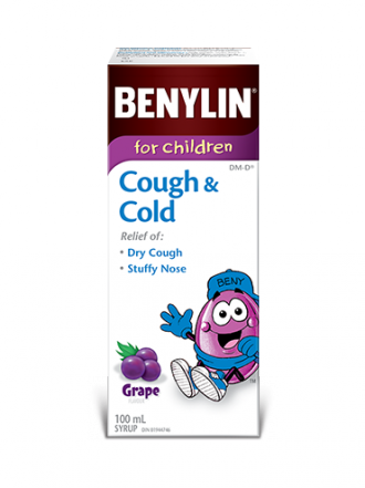 For Children Cough & Cold Syrup