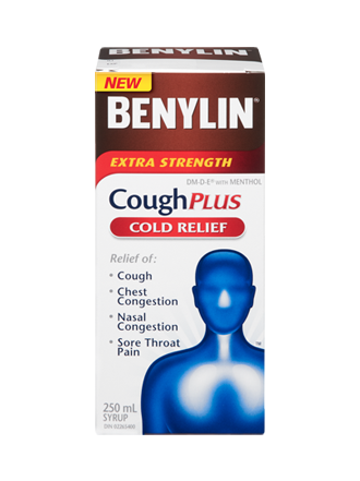 Cough Plus Cold Relief Syrup