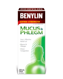 MUCUS & PHLEGM Syrup